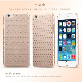 """USAMS® Coque Housse Protection Etui Cover Case Or pour iPhone 6 Plus """"Twinkle Series"""" NEUF"""