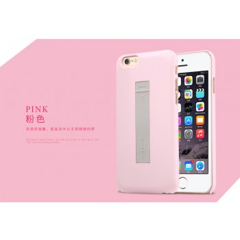 "USAMS® Coque Housse Protection Etui Cover Case Rose pour iPhone 6 ""Cook Series"" NEUF"