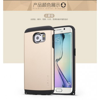 """USAMS® Housse Protection Etui Cover Case Or Galaxy S6 """"U+ Series"""" NEUF"""