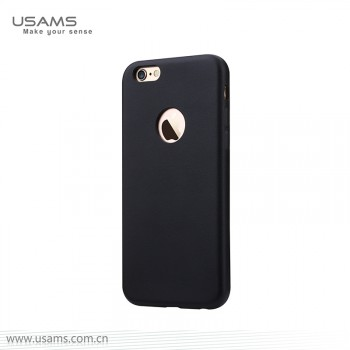 "USAMS® Coque Housse Protection Etui Cover Case Noir pour iPhone 6 ""IU Series"" NEUF"