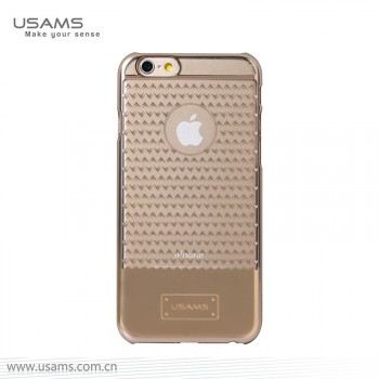 "USAMS® Coque Housse Protection Etui Cover Case Or pour iPhone 6 Plus ""V-plating Series"" NEUF"