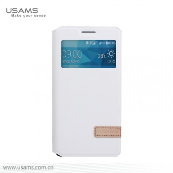 "USAMS® Coque Housse Protection Etui Cover Case Blanc Haut de gamme pour Galaxy Grand Prime ""Muge Series"" NEUF"