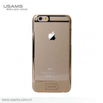 """USAMS® Coque Housse Protection Etui Cover Case Or pour iPhone 6 Plus """"0-plating Series"""" NEUF"""