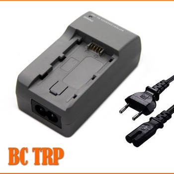 MARSODEAL® CHARGEUR RAPIDE TYPE SONY BC-TRP BCTRP POUR BATTERIE NP-FV/FH/FP