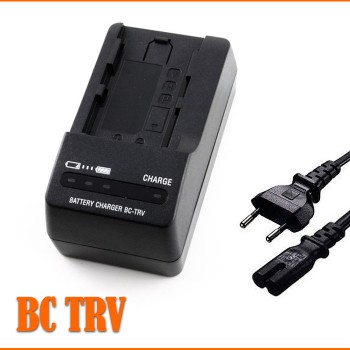 MARSODEAL® CHARGEUR RAPIDE TYPE SONY BC-TRV BCTRV POUR BATTERIE NP-FV/FH/FP