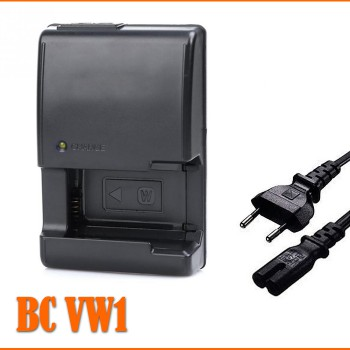 MARSODEAL® CHARGEUR RAPIDE TYPE SONY BC-VW1 BCVW1 POUR BATTERIE NP-FW50