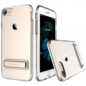 "USAMS® Coque Housse Protection Etui Cover Case Or Haut de gamme pour iPhone 7 ""Bright Series"" NEUF"