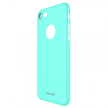 """USAMS® Coque Housse Protection Etui Cover Case Cyan pour iPhone 7 Plus """"Gentle Series"""" NEUF"""