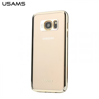 """USAMS® Coque Housse Protection Etui Cover Case Or Haut de gamme pour Galaxy S7 """"Kingsir Series"""" NEUF"""
