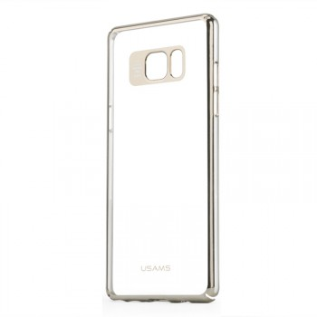 """USAMS® Coque Housse Protection Etui Cover Case Or clair Haut de gamme pour Galaxy Note 7 """"Kingsir Series"""" NEUF"""