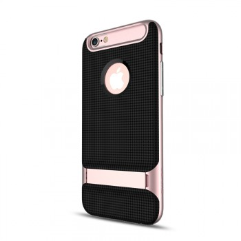 """USAMS® Coque Housse Protection Etui Cover Case Or rose Haut de gamme pour iPhone 6S """"Yogo Series"""" NEUF"""