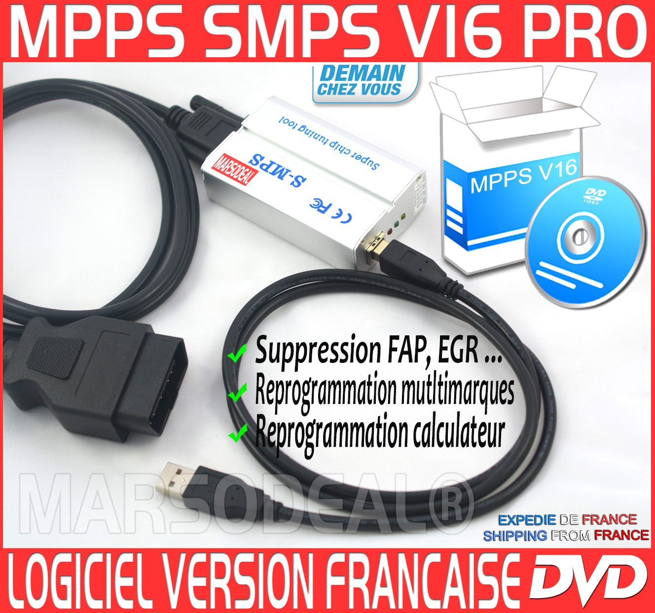 logiciel suppression fap