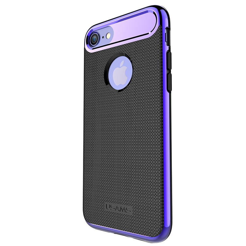 Usams coque housse protection etui cover case violet haut for Housse protection iphone 7