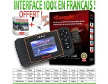 ICARSOFT CR PLUS VALISE DIAGNOSTIC AUTO MULTIMARQUE